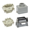 Picture of Heavy Duty Connector, 6 Pin, AC 500V / 16A