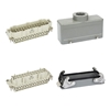 Picture of Heavy Duty Connector, 24 Pin, 500VAC / 16 Amp