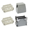 Picture of Heavy Duty Connector, 32 Pin, AC 250 Volt / AC 500 Volt, 16A