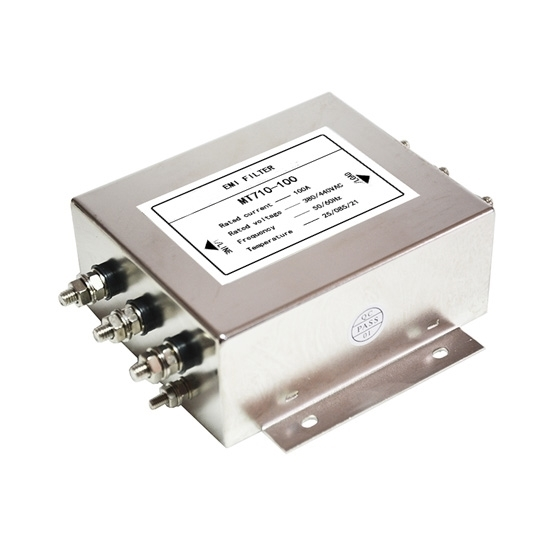 EMI Line Filter, 100A, 3 phase