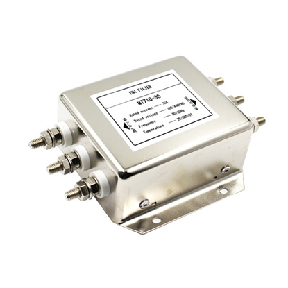EMI Line Filter, 40A, 3 phase