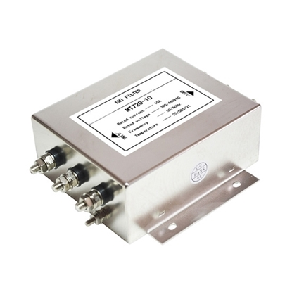20A 3-phase EMI Line Filter, 2 Stage