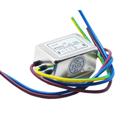 3A EMI Power Line Filter, 1 Phase