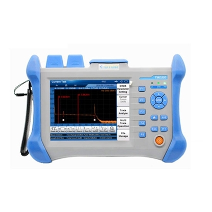 Optical Time Domain Reflectometer, OTDR Machine