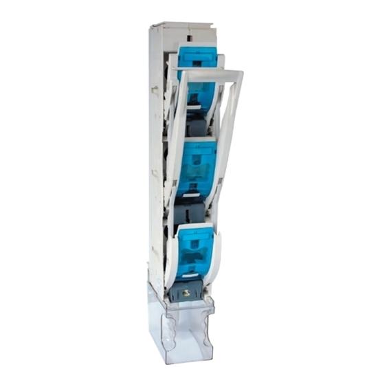 Single/3 Phase Bar Fuse Isolator Switch