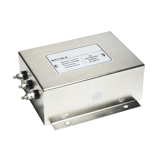 EMC Input Filter for VFD, 10A/30A/50A/120A/200A to 1000A