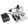 Picture of 3 Axis/4 Axis CNC Router with 300x400x60mm Working Area
