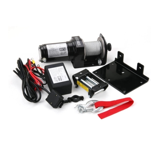 2000 lbs 12V/24V ATV Electric Winch