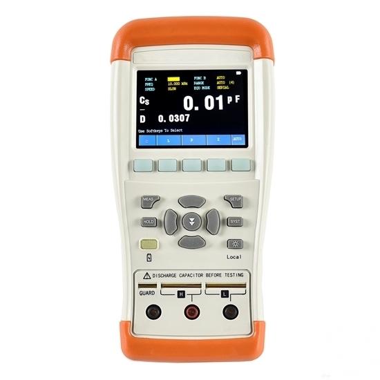 Handheld LCR Meter, 100Hz~100kHz
