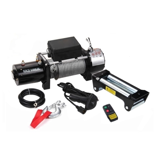 10000 lbs 12V/24V ATV 4x4 Electric Winch