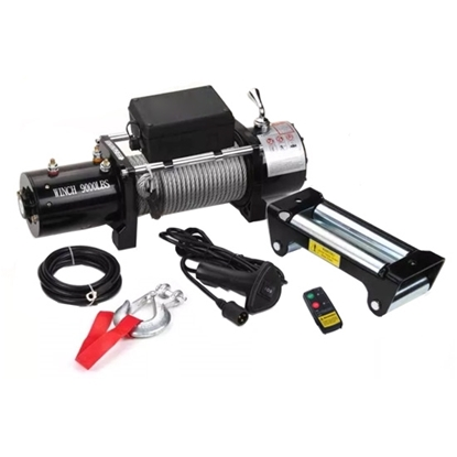 9000 lbs 12V/24V ATV 4x4 Electric Winch
