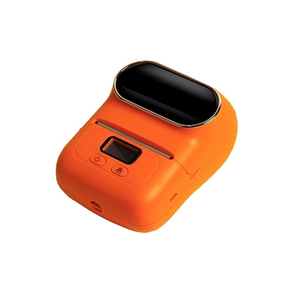 Portable Thermal Label Printer, Wireless Bluetooth
