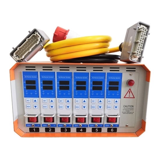 Hot Runner Temperature Controller, Multi Channel