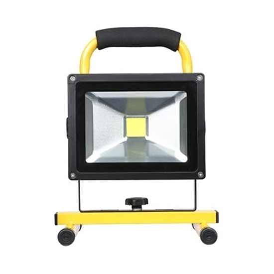 30W Portable Rechargeable LED Work Light
