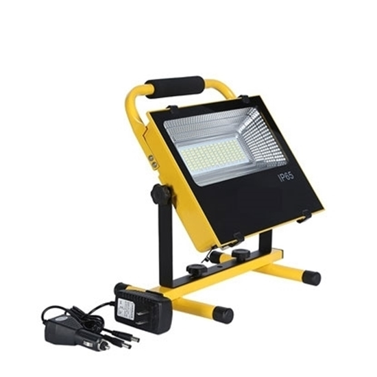 100W Portable Rechargeable LED Work Light