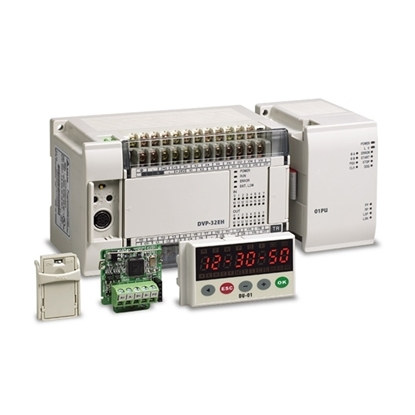 Programmable Logic Controller, 16/20/32/40/48/64/80 I/O