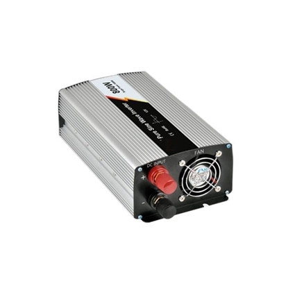 800 Watt Pure Sine Wave Power Inverter, 24V DC to 220V AC