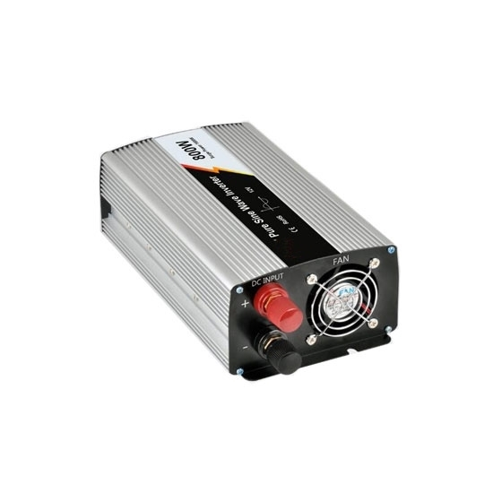 800 Watt Pure Sine Wave Power Inverter, 24V DC to 220V AC