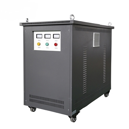 75 kVA Isolation Transformer, 3 phase, 480 Volt to 220 Volt