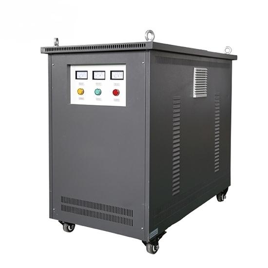 80 kVA Isolation Transformer, 3 phase 480V to 3 phase 380V
