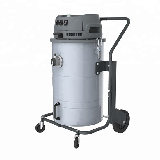 Industrial Vacuum Cleaner with HEPA, Upright, Single Phase