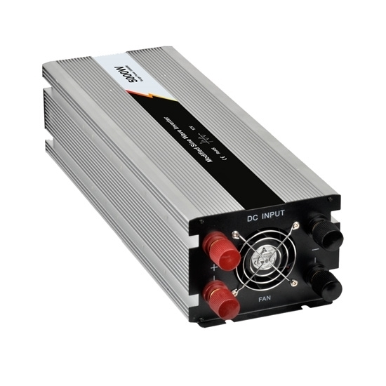 5000 Watt Car Power Inverter, 48V DC to 120V AC