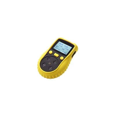 Handheld Multi-Gas (4-Gas) Detector, CO, H2S, O2, LEL