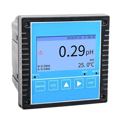 Digital pH Meter, Online Test pH/ORP of Water/Food