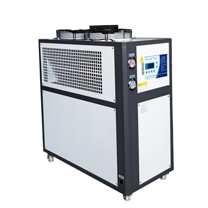4 HP 3.5 Ton Air Cooled Industrial Water Chiller