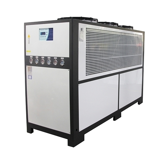 20 HP 17 Ton Air Cooled Industrial Water Chiller