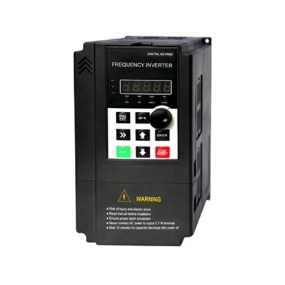 7.5 hp VFD, Single Phase 120V Input, 1ph/3ph 220V Output