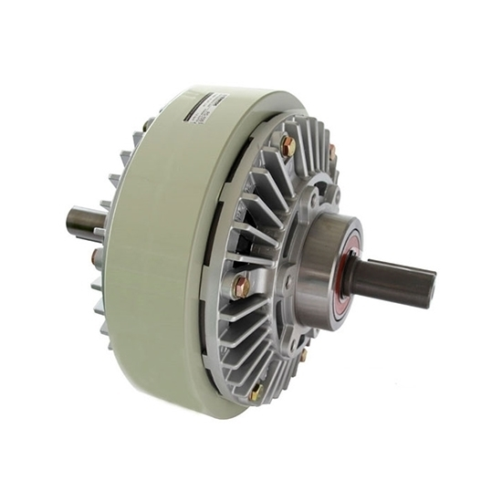 Magnetic Particle Clutch, Double Shaft, 3Nm-400Nm