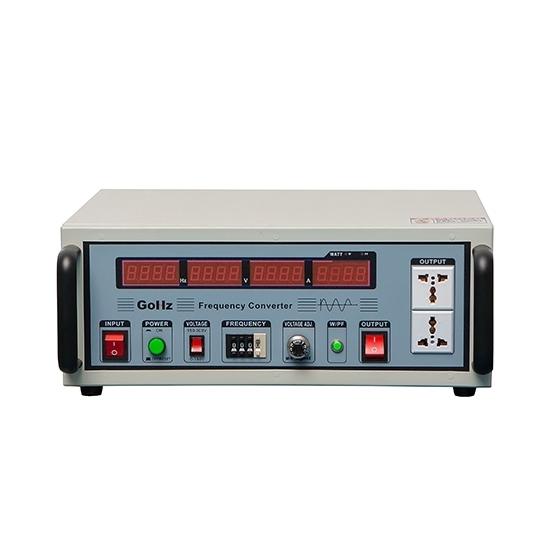 500VA Single Phase 120v 60Hz to 220v 50Hz Converter