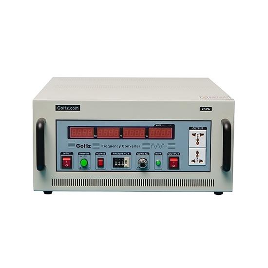 2kVA Single Phase 110v 60Hz to 230v 50Hz Converter