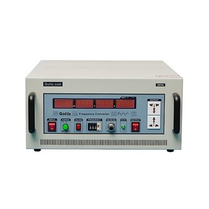 3kVA Single Phase 220v 50Hz to 110v 60Hz Converter