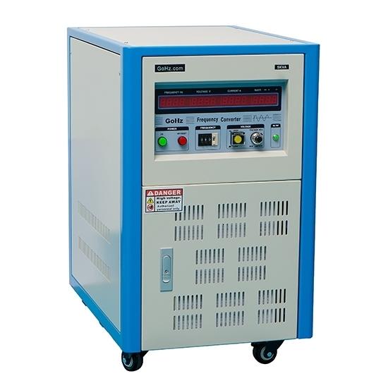 5kVA Single Phase 110v 60Hz to 220v 50Hz Converter