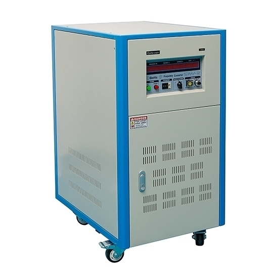 15kVA Single Phase 120v 60Hz to 230v 50Hz Converter