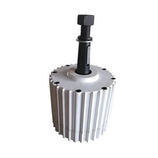 2.5 kW 48v/120v/220v Alternator, 3 Phase