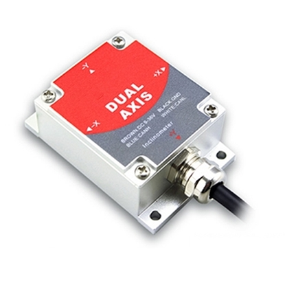 Output CANopen Inclinometer Sensor, ±10°~±90°