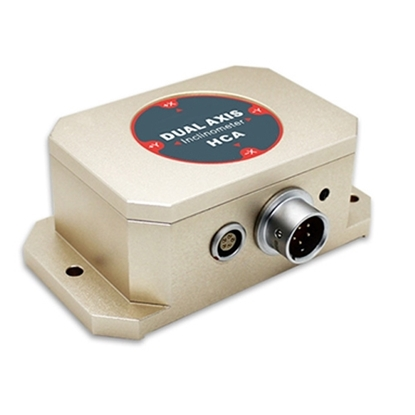 Output 4-20mA Inclinometer Sensor, ±10°~±90°