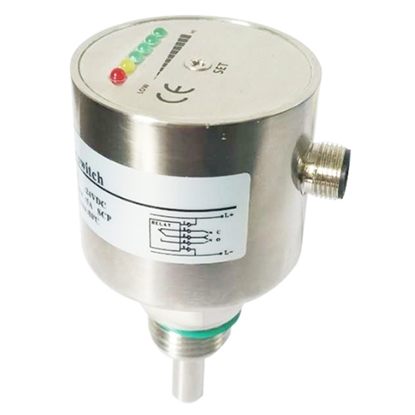 Thermal Dispersion Water Flow Switch, Relay/ 4-20mA