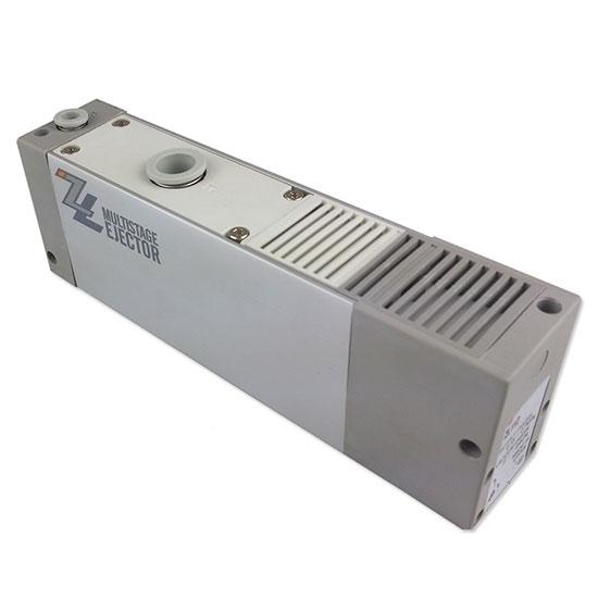 Multistage Venturi Vacuum Generator