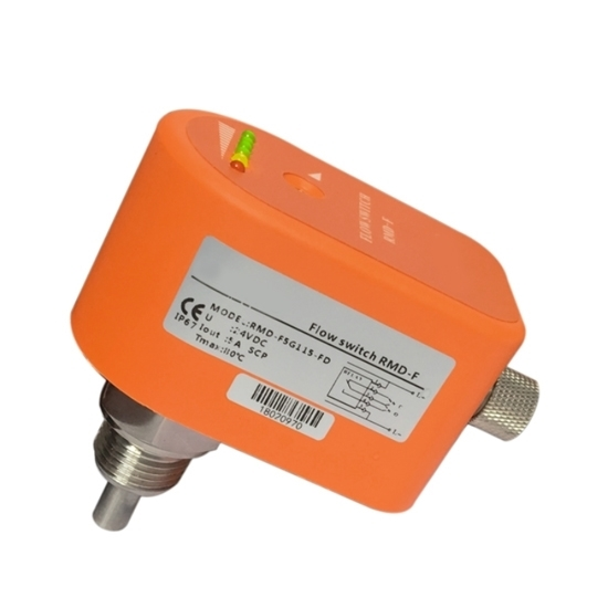 Thermal Dispersion Air Flow Switch, 24VDC/ 220VAC