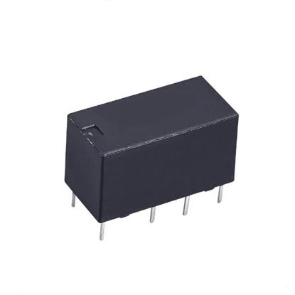 3V DC Signal Relay, DPDT, 2A