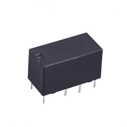 6V DC Signal Relay, DPDT, 2A