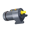 Picture of 100W 3-Phase AC Gear Motor, Horizontal, Ratio 3~100