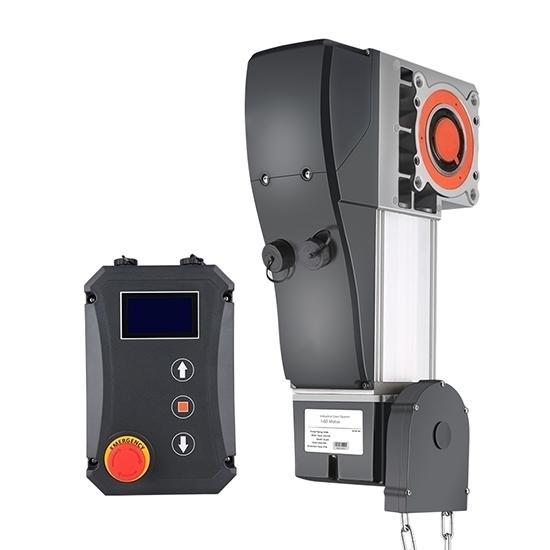 800W Industrial Door Opener,  45m² Area, 110Nm, 25.4mm