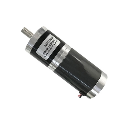 Brushed DC Motor with Gearbox, 3200rpm, 12V/24V, 50mm