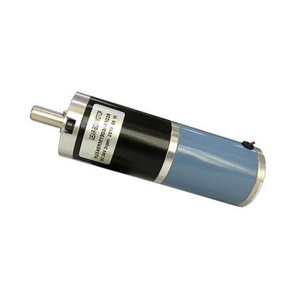Brushed DC Motor With Gearbox, 4000rpm, 12V/24V, 45mm