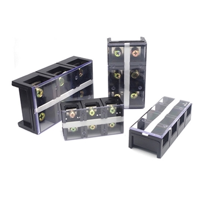 High Current Terminal Block, 60A/100A/150A/200A/300A/400A/600A, 3/4 Pole